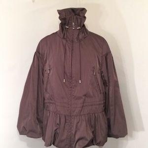 1 Madison women's XL brown  jacket(240)